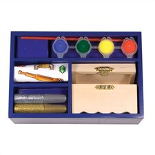 DYO Treasure Chest Arts & Crafts Kit