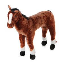 Horse Plush Stuffed Animal