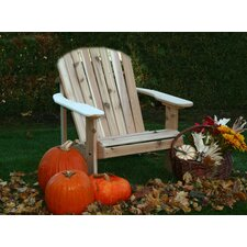 Phat Tommy Wide Western Cedar Adirondack Chair