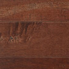 "American Country 4"" Solid Maple Flooring in Merlot"
