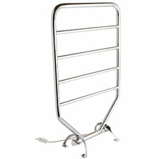 Warmrails Traditional Wall Mounted/Free Standing Towel Warmer Rack