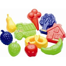 Children's Shape Assortment 10 Piece Set