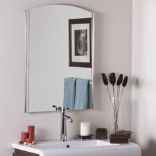 Frameless Ella Wall Mirror