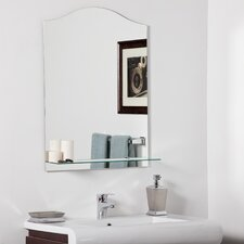 Abigail Modern Bathroom Mirror