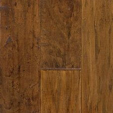 "5"" Engineered Hickory Flooring in Flintlock"