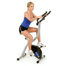 Folding Upright Bike
