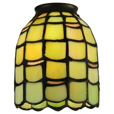 Sea Scallop Fan Light Shade