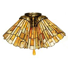 Jadestone Delta Fan Light Shade