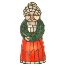 Mrs. Claus Accent Table Lamp