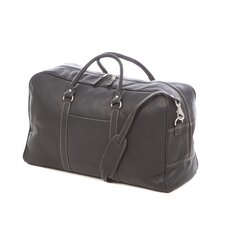 "Heritage 21"" Leather Cabin Travel Duffel"