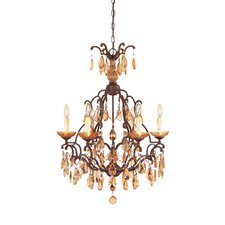 Bollo 6 Light Chandelier