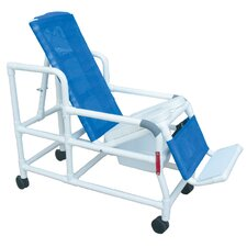Tilt N Space Shower Chair and Optional Accessories