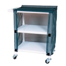 Mini-Linen Cart with Cover and Optional Accessory Bags