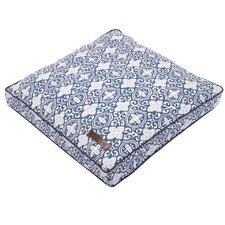 Empress Square Pillow Dog Bed