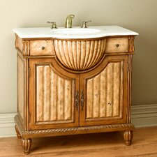 "36"" Ornate Vanity Set"