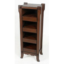 DVD Multimedia Storage Rack
