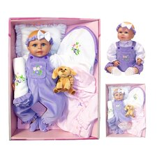 Baby Rachel Doll with Accessories