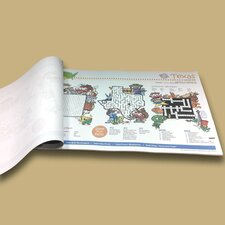 Texas State Fun Map Pad