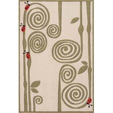 Whimsy Ivory Kids Rug