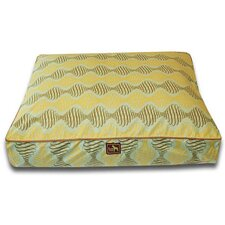 Spirals Easy-Wash Cover Rectangle Bed