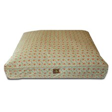 Diamond Easy-Wash Cover Back Rectangle Bed