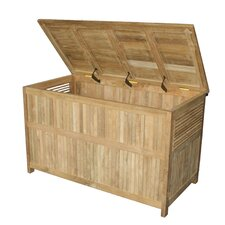 Santiago Teak Storage Box