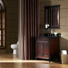 "Glenayre 30"" Bathroom Vanity Cabinet Set"