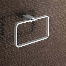 Kansas Towel Ring in Chrome