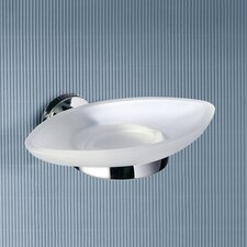 Demetra Wall Mounted Soap Dish in Chrome