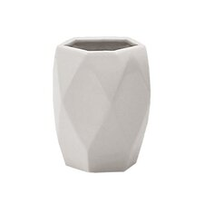Dalia Tooth Brush Holder in White