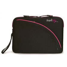 Ultra Portable SlipSuit Laptop Sleeve in Pink