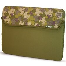SUMO Camo Neoprene Sleeve in Green