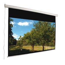 "106"" 16:9 Aspect Ratio Electric Screen in Matte White"