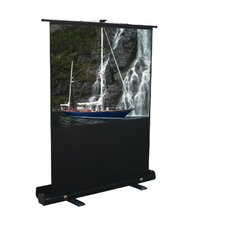 "60"" Portable Screen in Matte White"