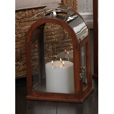 Wood and Steel Lantern