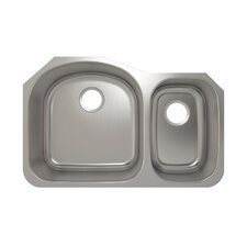 "28.83"" x 17.75"" Contour Undermount Kitchen Sink"