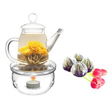 Duo Fab Flowering Tea Set