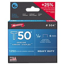 T50 Heavy Duty Staples