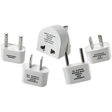 International Adapter Plug Set