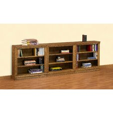 "Britannia 36"" 3-Piece Short Wall Bookcase"
