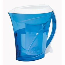 Filtration Pitcher with Electronic Tester