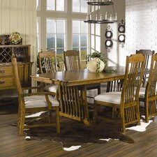 Craftsman 5 Piece Counter Height Dining Set
