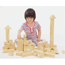 Softwood (Foam) Small Blocks (68 Pieces)