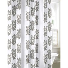 Paloma Cotton Shower Curtain