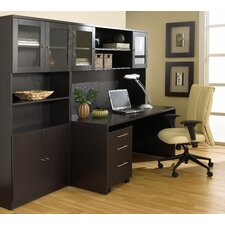 Pro X - Standard Manager's Desk Office Suite