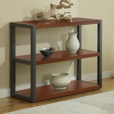 Parson Open Low Bookcase