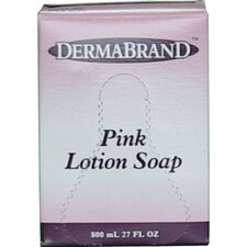 Mild Cleansing Lotion Soap in Pink
