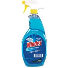 Johnson Diversey - Windex Glass Cleaners 32 Oz Ready To Use (Ammonia-D) Trigger Sprayer: 395-90139 - 32 oz ready to use (ammonia-d) trigger sprayer