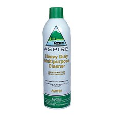 Aspire Heavy-Duty Multipurpose Cleaner Lemon Scent Aerosol Can