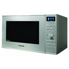 1.2 cu.ft. 1200W Stainless Steel Microwave